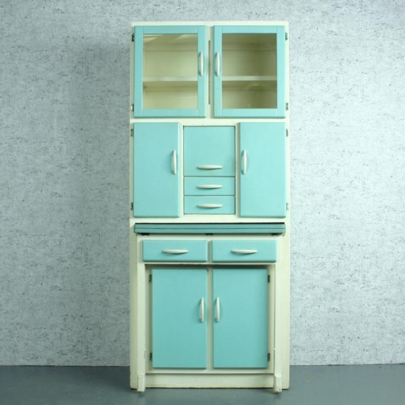 Vintage 1950s/60s Kitchen Larder Cabinet / Kitchen Queen