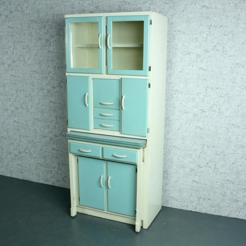 Vintage 1950s 60s kitchen larder cabinet kitchen queen for Kitchen queen cabinet