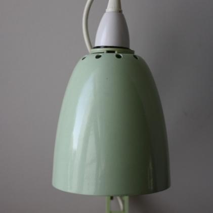 Vintage Maclamp in pastel green