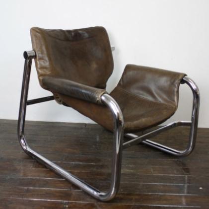 Zoom 1970s Maurice Prentice Burke For Arkana Lounge Chair