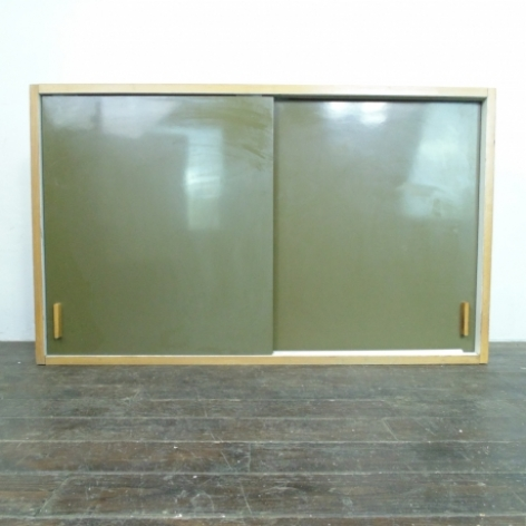 1960s kandya kitchen double wall unit lovely and company for Double kitchen wall unit