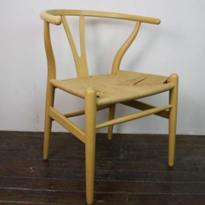 vintage hans wegner wishbone y chair lovely and company. Black Bedroom Furniture Sets. Home Design Ideas