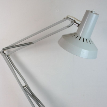 Large vintage Swedish anglepoise lamp