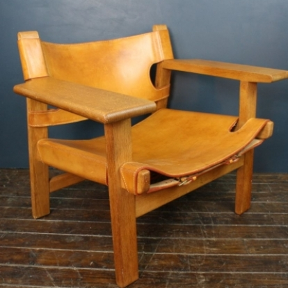 vintage borge mogensen spanish chair lovely and company