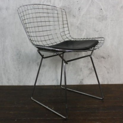 Vintage Bertoia side chair