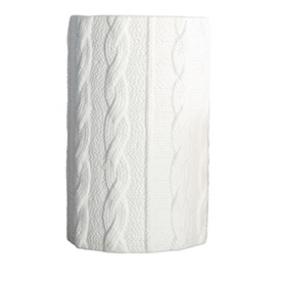 House Doctor knitted vase