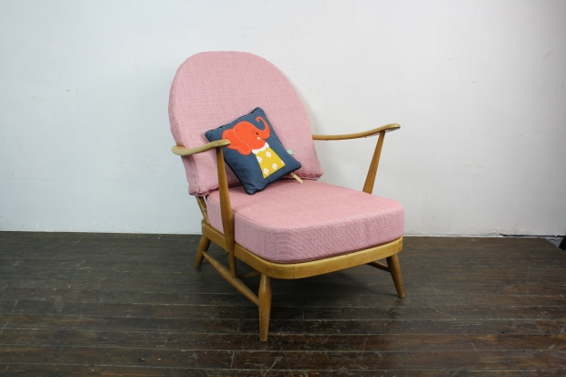Vintage Ercol Windsor Armchair Lovely And Company