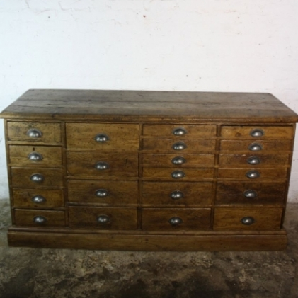 Famous Vintage multi-drawer haberdashery chest - Lovely and Company MD24