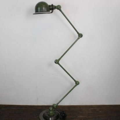 Vintage Jielde Floor Lamp Lovely And Company
