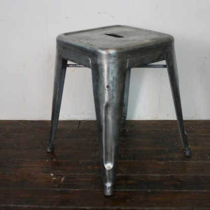 Vintage french tolix stool lovely and company - Chaise tolix vintage ...